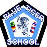 Blue Tiger School Martial Arts - logo