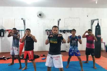 Blue Tiger School Martial Arts -