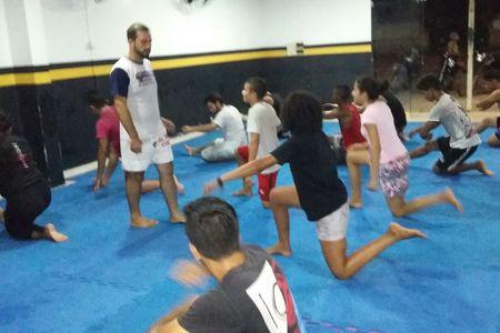 Blue Tiger School Martial Arts