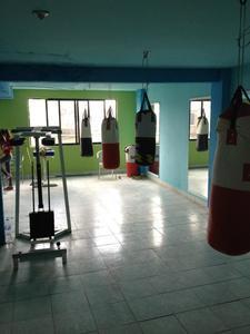 Mon-Ga Gym