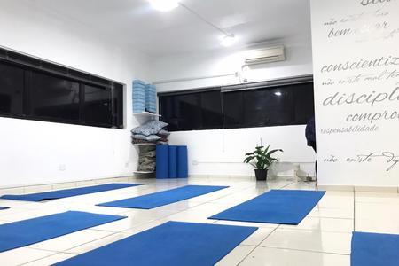 Espaço de Yoga Shanti -