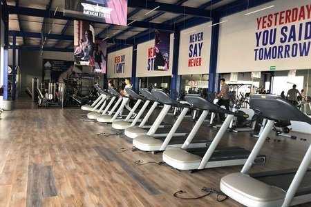 American Fitness Zumpango -