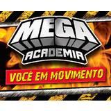 Mega Academia - logo