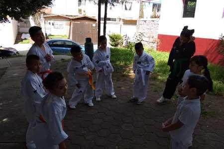 Escuela Taekwondo Kyeongju Onofre Cuautitlán BB -