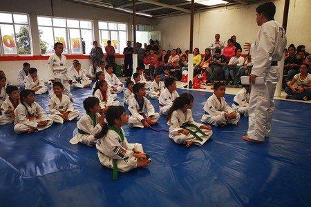 Escuela Taekwondo Kyeongju Onofre La Joyita BB
