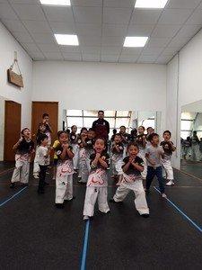 Escuela Taekwondo Kyeongju Onofre Deportivo Antonio Caso BB