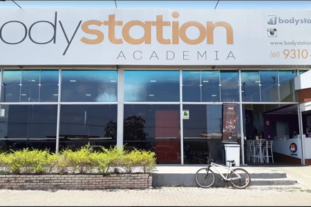 FECHADO - Body Station Academia -