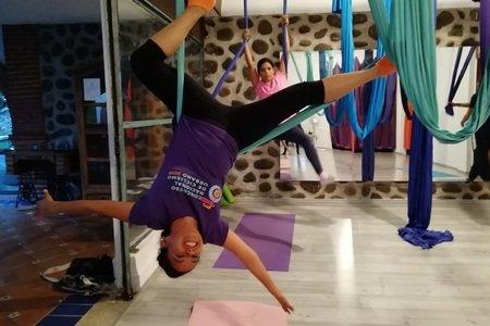 Kalobish Yoga Aeroyoga
