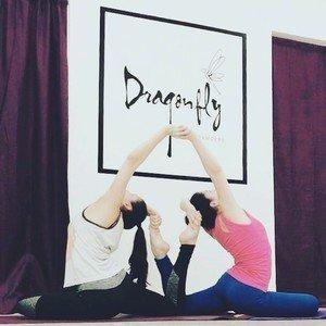 Dragonfly Pole Dancers - Del Valle -