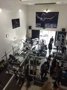 Gimnasio Monster 7•14
