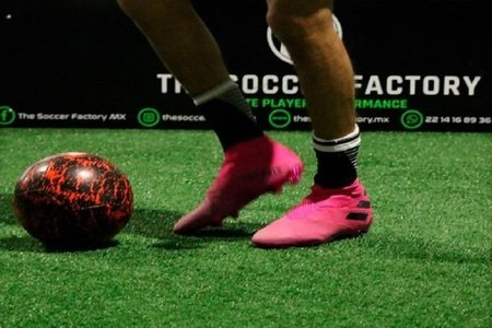 The Soccer Factory -
