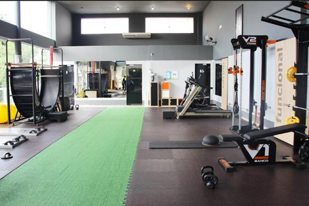 Studio Integrado Mormaii Fitness / Londrina