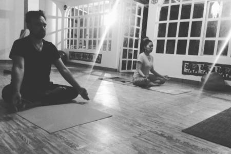 Espacio ānanda Yoga -