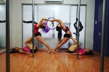 Flying Pole Fitnes Studio -