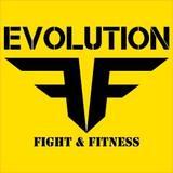 Evolution Fight & Fitness - logo