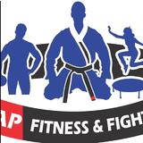 Ap Fitness E Fight - logo