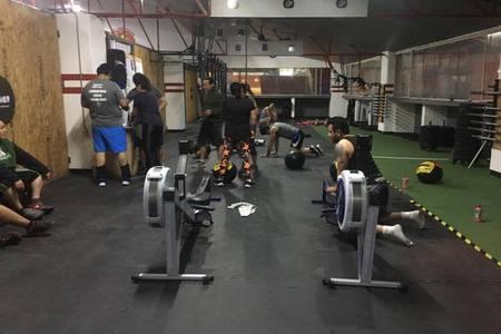 CONQR CrossFit