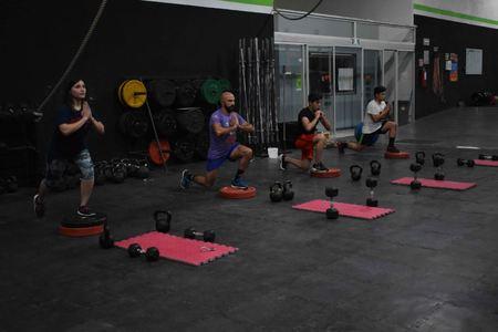 CrossFit 72700 -