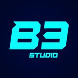 B3 Studio - logo