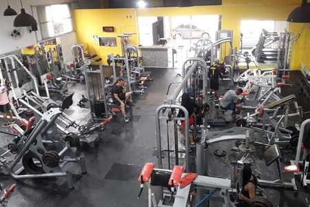 Uniiverso fitness