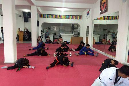 Escuelas Korehaii Taekwondo Lima Lama Paseos de Izcalli -