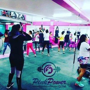 Pink Power Gym -