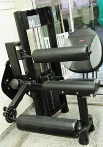 Century Fit - Cadeira Extensora/Flexora.