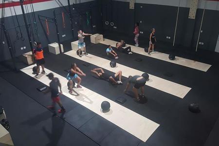 Vincitore CrossFit -