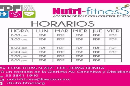 Nutri-fitness