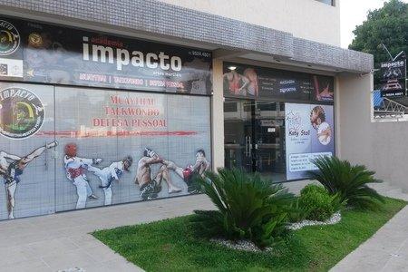Impacto Artes Marciais