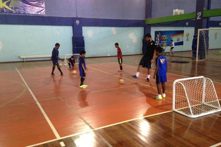 K Esportes Unidade 1 -