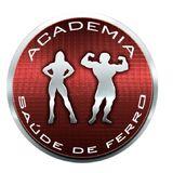 Academia Saude De Ferro - logo