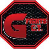 G Fights C.t - logo