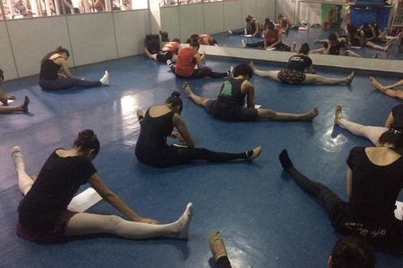 Academia e Espaço de Dança