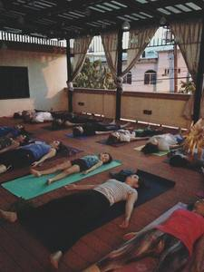 Casa Roble Yoga