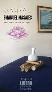 Emanuel Masoterapia Microcentro -