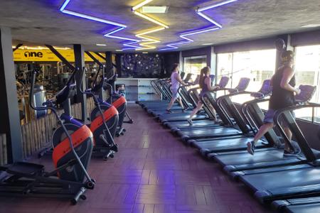 One Fitness Unidade Orla -