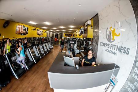 Corps Fitness Academia