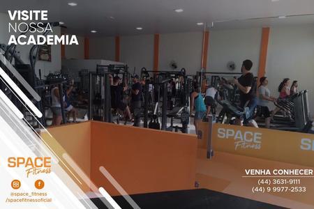 Space Fitness Academia