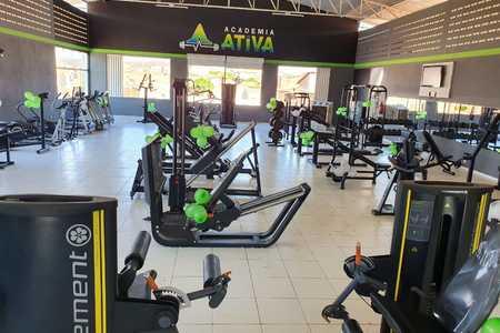 Academia Ativa -