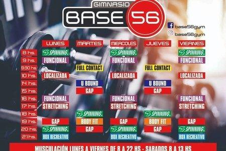 Base 56 Gym