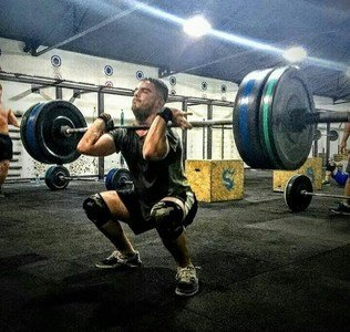 CrossFit kugars -