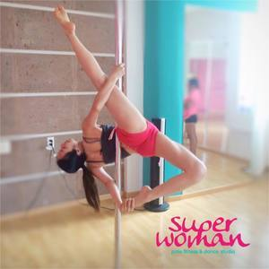 Superwoman Pole Fitness