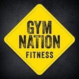 Gym Nation Fitness - logo