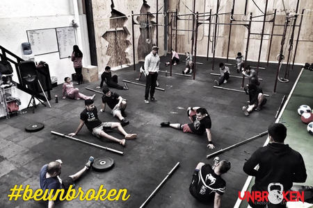 Unbroken CF Center