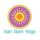 Hari Aum Yoga - logo
