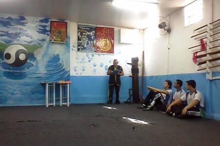 Academia Shaolin