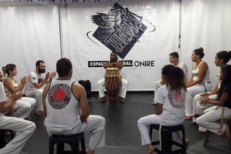 Escola de Capoeira ( Espaço Cultural Onire)