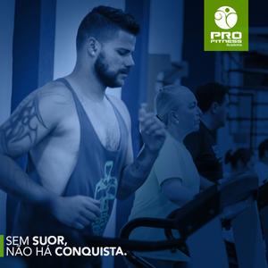 Academia Pro Fitness -