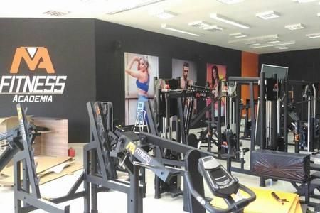 MA Fitness Academia -